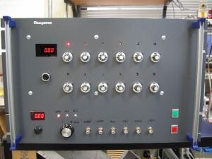 エネルギー分析器コントローラ