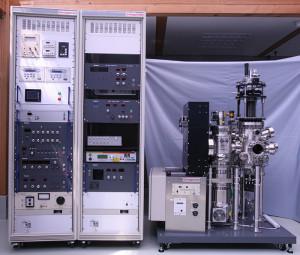 スピン偏極イオン散乱分光装置の開発