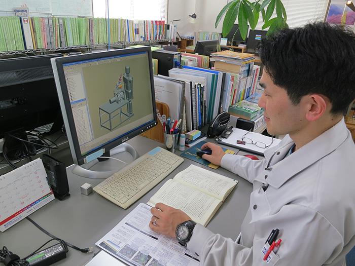 専務取締役 芳賀沼 龍写真
